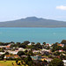 Rangitoto imposes.