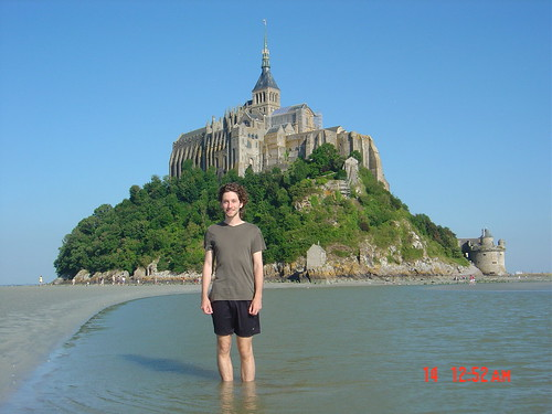 Brian in Europe