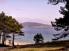 Vigo desde Barra (Cangas do Morrazo)