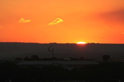 Pôr-do-sol em Brasília 163 - 10
