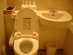 urinal(0.0), toilet(1.0), room(1.0), public toilet(1.0), plumbing fixture(1.0), toilet seat(1.0), bidet(1.0),