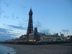 blackpool trip with lads