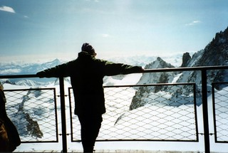 Mum, Aiguille du Midi