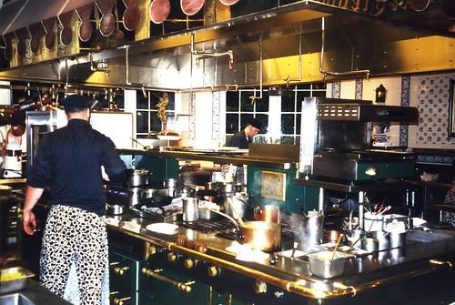 Virginia - Washington: Inn at Little Washington - Kitchen