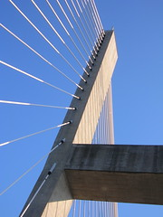 Talmadge Bridge - Savannah, GA