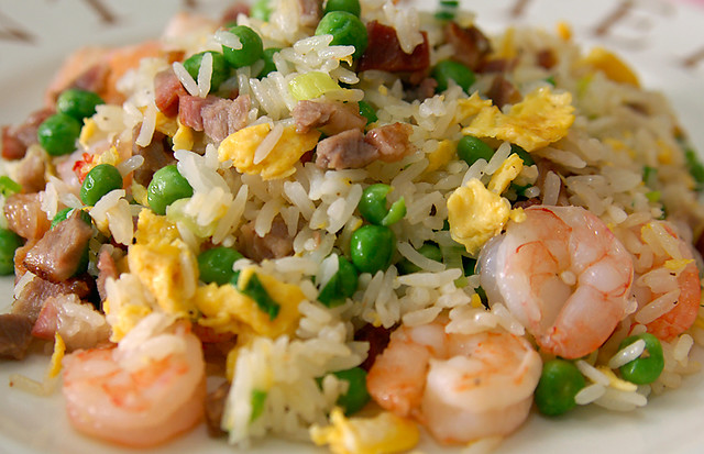 Classic Cantonese fried rice | Explore h329's photos on Flic ...