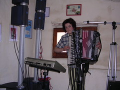 accordion, folk instrument, recording, electronic instrument,