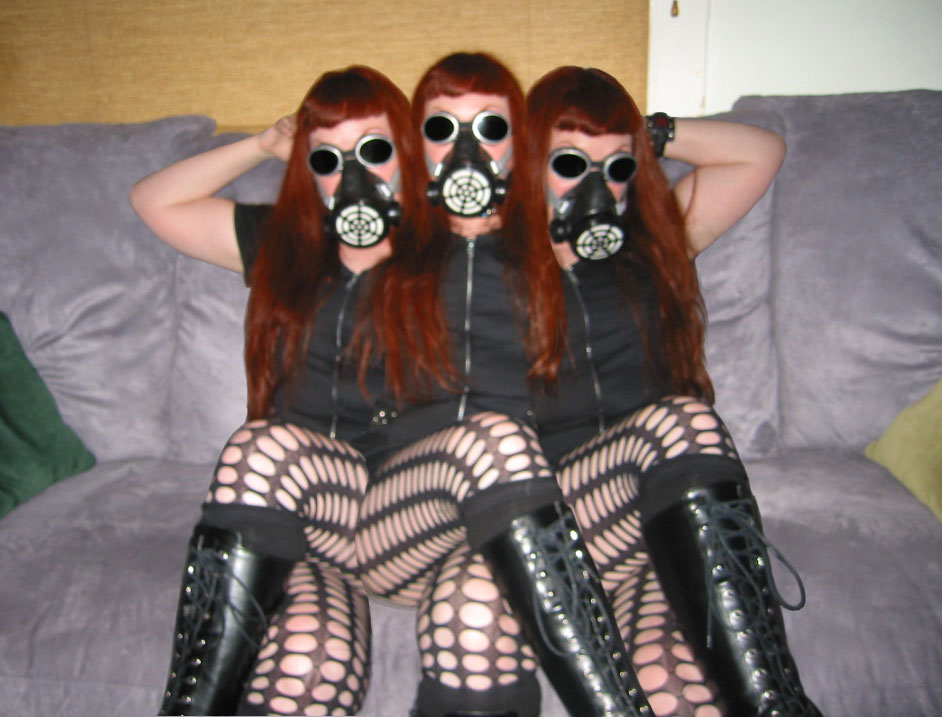 conjoined triplets | Flickr - Photo Sharing!