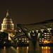 St Pauls. Millennium Bridge by Dave Gorman