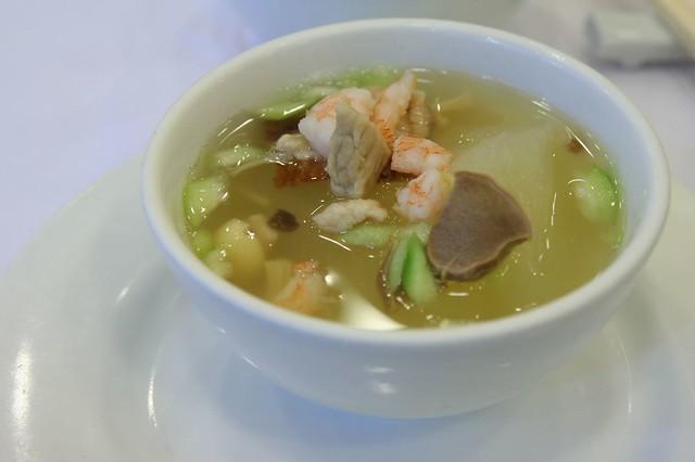 Winter melon soup | Flickr - Photo Sharing!