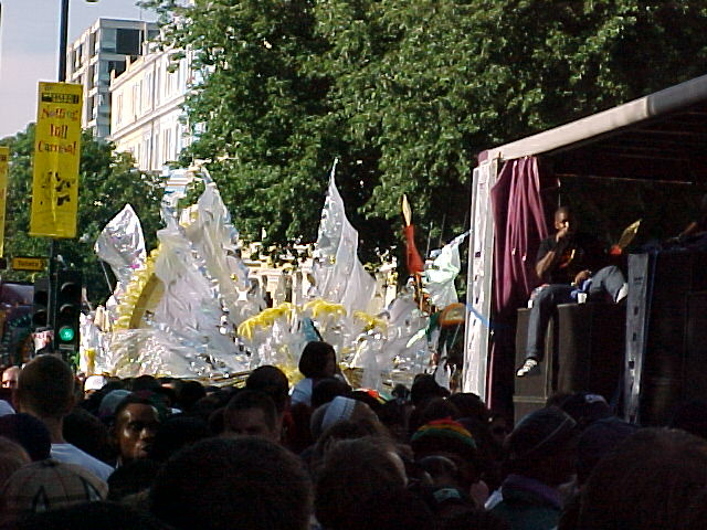 Notting Hill Carnival Floats - London