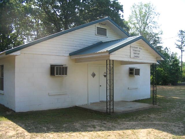Pleasant Hill Primitive Baptist Church Where The