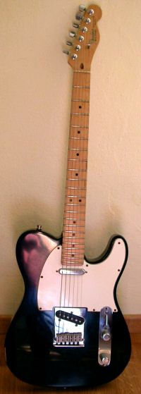 Photo:Fender Telecaster American Standard By _Max-B