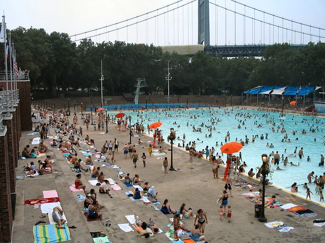 The Pool At Astoria Park Flickr Photo Sharing
