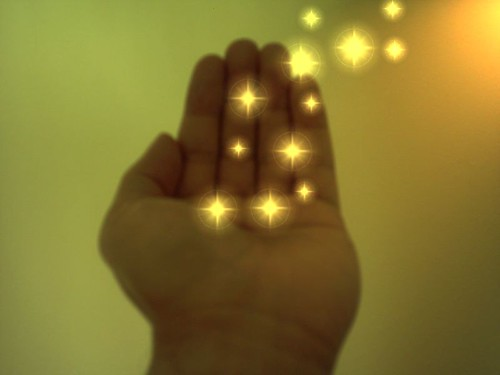 Liberando estrellas