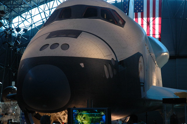 space shuttle nose - photo #28