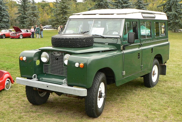 land rover swap meet uk men