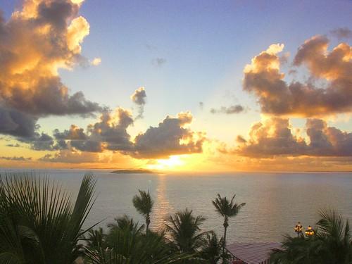 ocean sea sun water clouds sunrise puerto island hotel rico caribbean spiritual healing touchdown fajardo palomino conquistador bemep