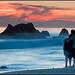 Sunset Togetherness