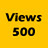 the Views 500 group icon