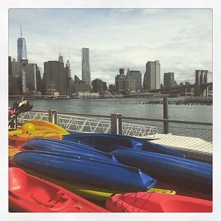Image of Kayak Brooklyn. square slumber squareformat iphoneography instagramapp uploaded:by=instagram