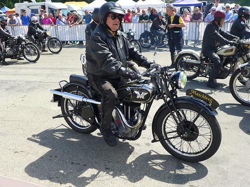 Matchless 63r-L 1940 350cc OHV