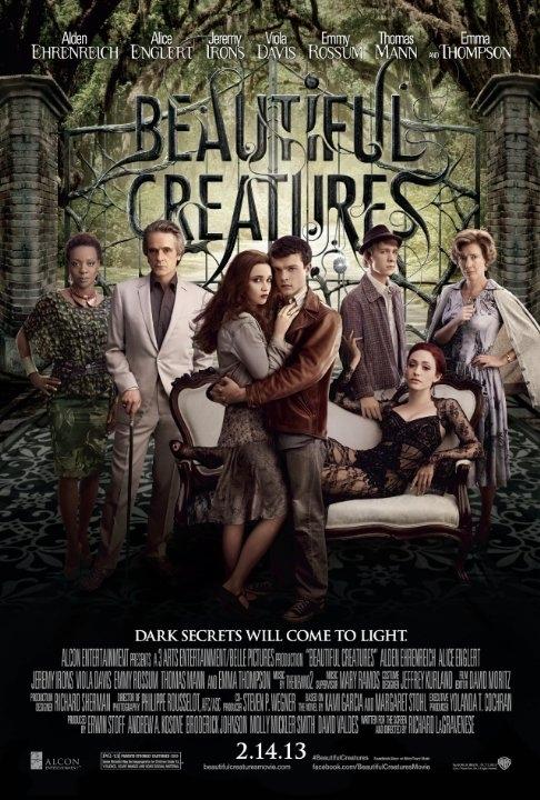Gia Tộc Huyền Bí - Beautiful Creatures (2013)