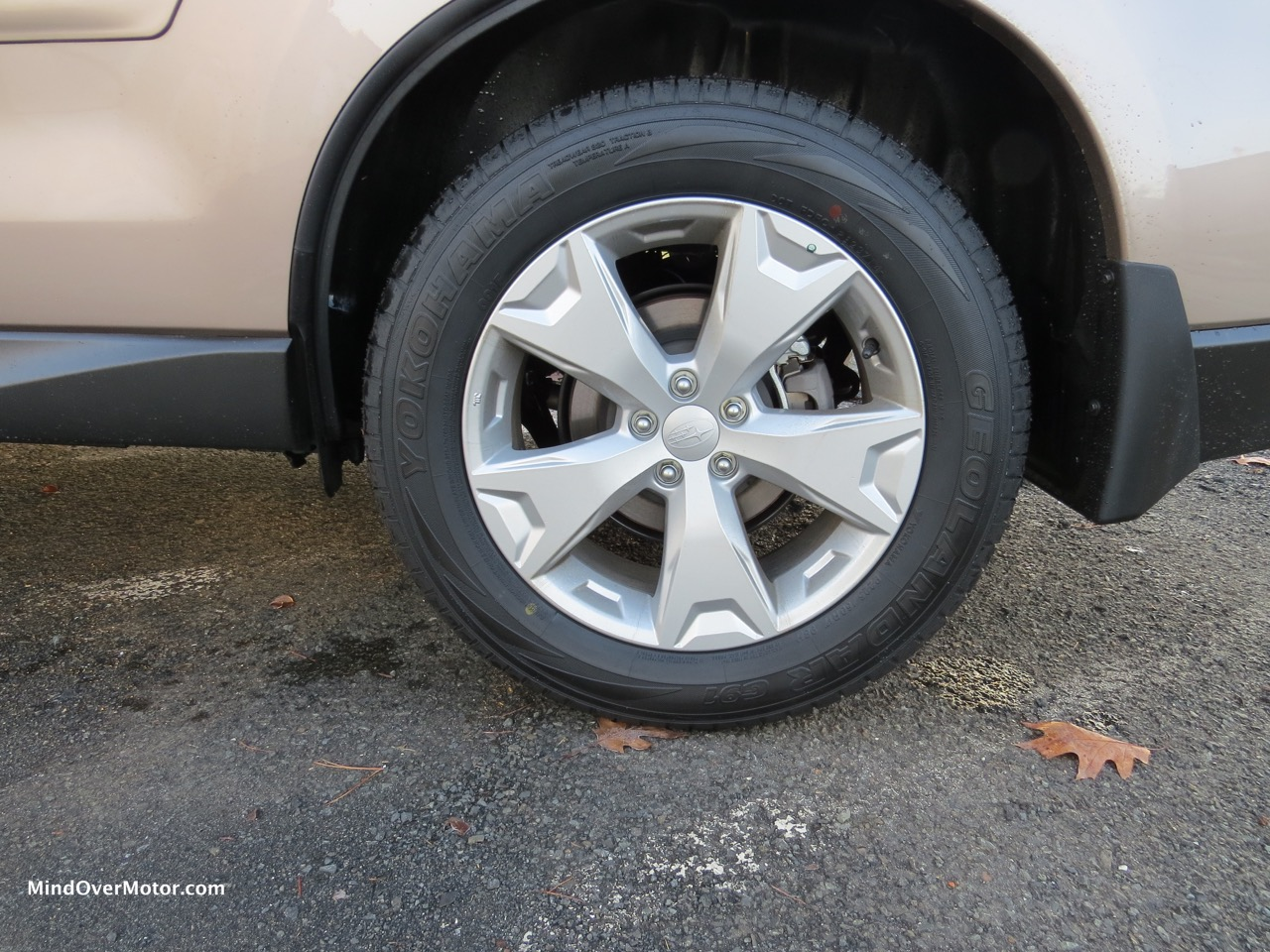 2015 Subaru Forester Wheel