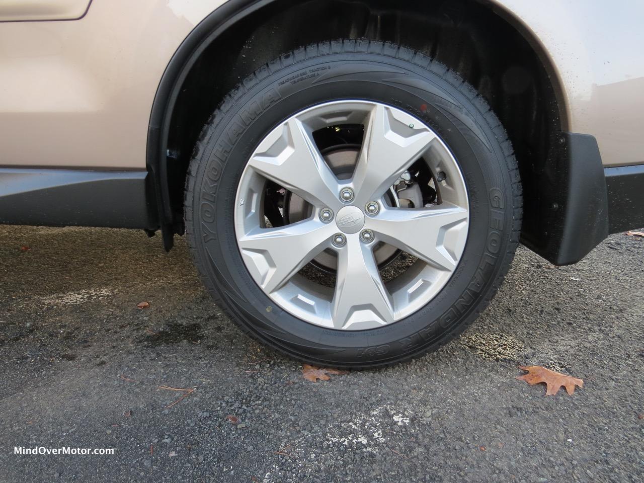 2015 Subaru Forester Wheel