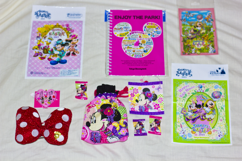 japan tokyo haul stuff I bought items consumer kitsch kawaii cute adorable