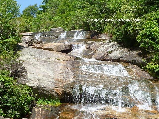 Graveyard Fields - 13 waterfall