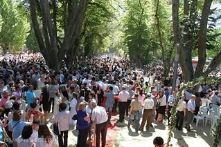 Imagem peregrina na diocese de Vila Real