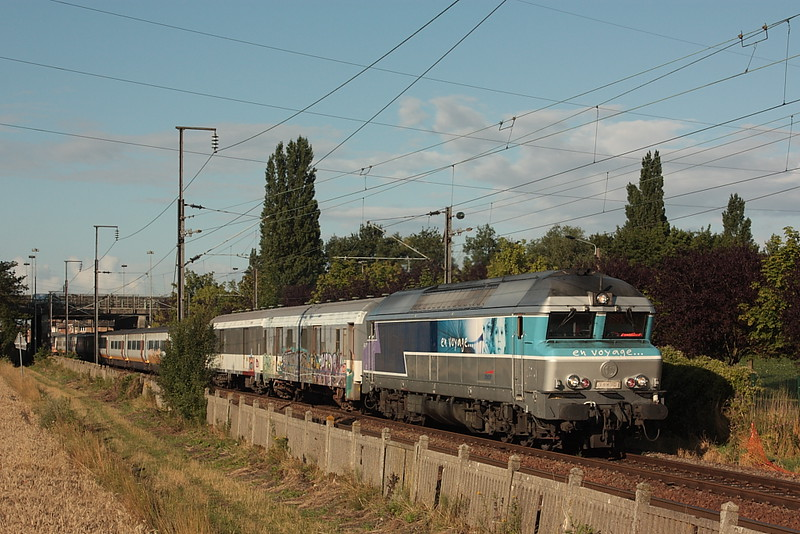 Alstom-SACM 72074 - CC 572074 / Sequedin