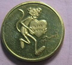 1988-Pink-Panther-token-Obverse