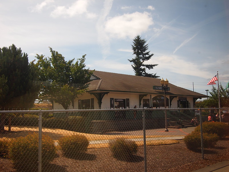 Olympia/Lacey Station