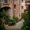 ##navelli #centrostorico #borghipiubelli #borghitalia #expoborghi #love #laquila #abruzzo #italy #piante #fiori