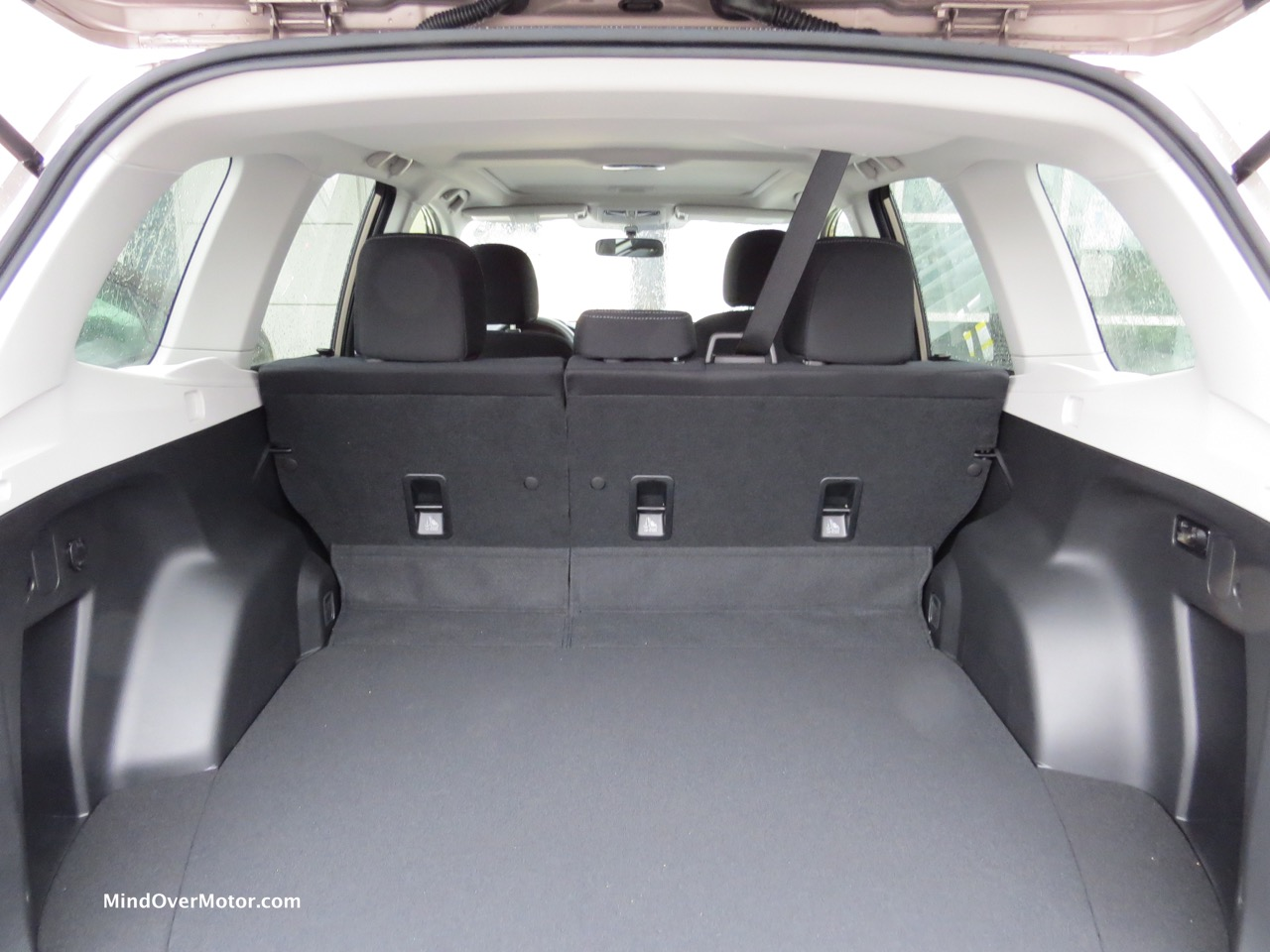 2015 Subaru Forester Cargo Hold