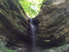 St Louis Canyon Starved Rock