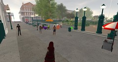 New InWorldz Welcome Area