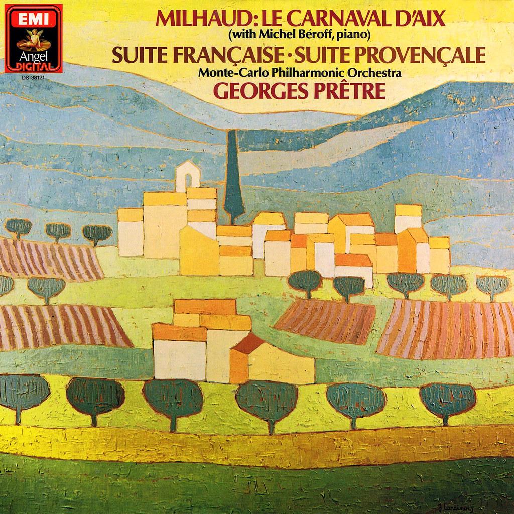 Darius Milhaud - Le carnaval d'Aix