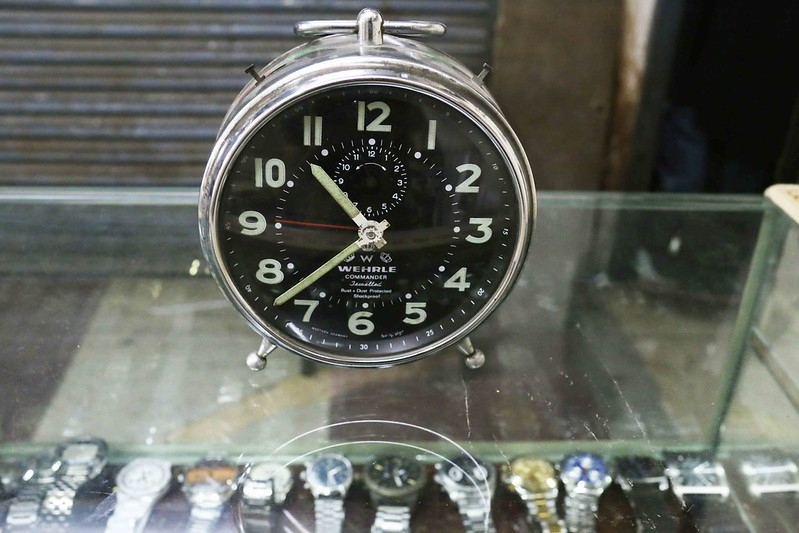 City Hangouts - Javed Khan's Old Swiss Watches, New Markazi Market