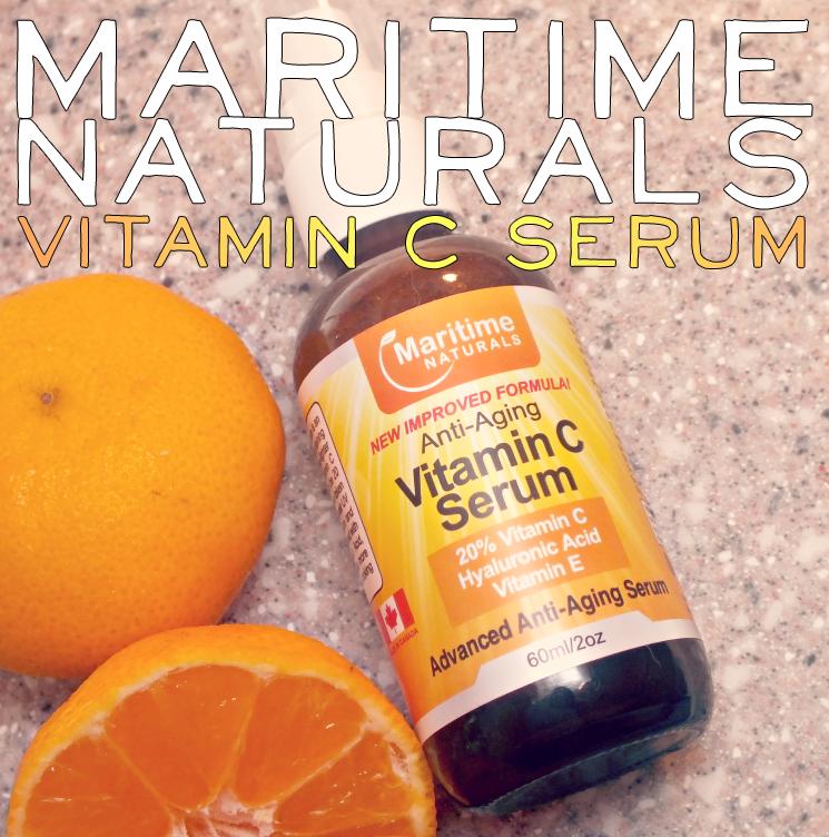 Maritime Naturals Vitamin C Serum  (2)