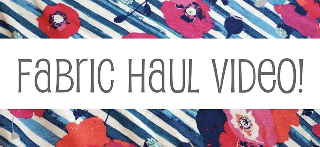 Fabric Haul video