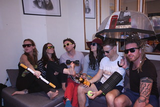 Crew.  Notting Hill, London
