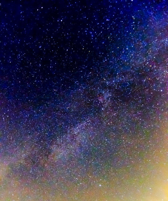 Photo:Milky Way Cygnus try By julajp (A while busy)
