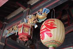 Ven, 09/12/2014 - 12:25 - shíyī shì zōngcí Ancestral Shrine - 十一世宗祠 - Tempio dell'undicesimo discendente del clan Cài (Tsai)