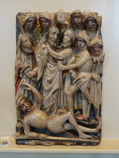 ca. 1430-1450 - 'Betrayal of Christ', England, V&A, London, England