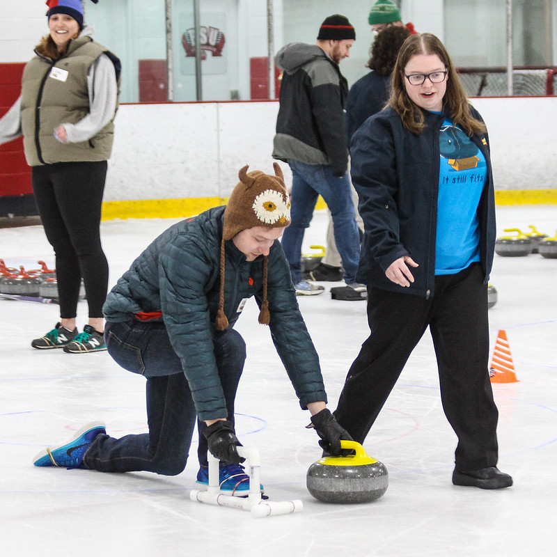 Learn to Curl (January 13, 2017)