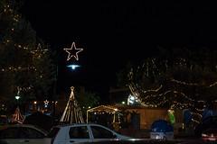 Χριστουγεννιάτικη ατμόσφαιρα στην στολισμένη Ψίνθο