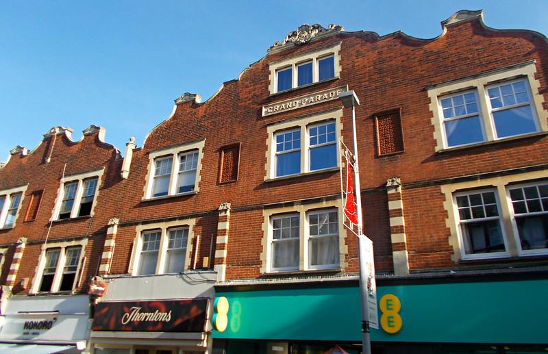 SUTTON, Surrey, Greater London - High Street (6)